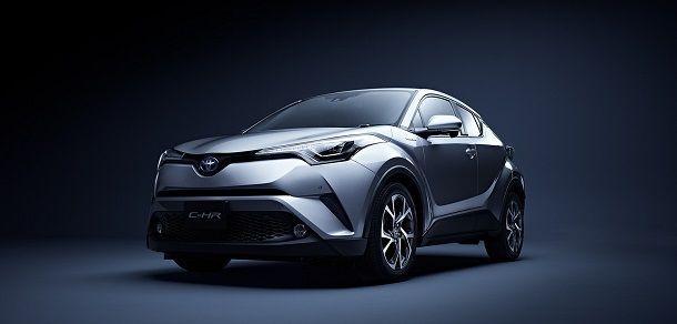 ทดลองนั่ง Toyota C-HR Hybrid เวอร์ชั่นญี่ปุ่น ก่อนเปิดจองใน Motor Expo 2017 สิ้นเดือนนี้ !!