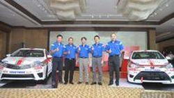 Toyo Tires ผู้สนับสนุนหลัก Toyota Motorsport 2014