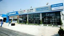 "Toyo Tires เปิด ""Tire Pro"" ร่วมกับ ""SK2 Motor Sport"""