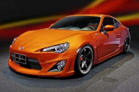ยาง Toyo จัดเต็มรถแต่งออกงาน SEMA โชว์ทั้ง Murcielago, G-Class และ FR-S