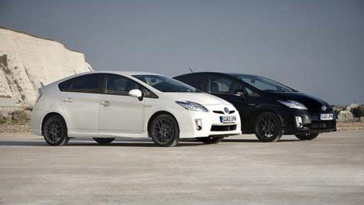Toyota อังกฤษเปิดตัว Prius รุ่นพิเศษ ฉลองครบรอบ 10 ปีทำตลาดในเมืองผู้ดี