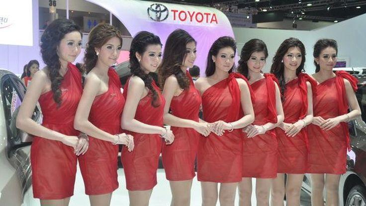 Toyota เปิด All New Vios ครั้งแรกในโลกที่ประเทศไทย และรถยนต์รุ่นพิเศษหลากหลายในงาน Motor Show ครั้งที่ 34