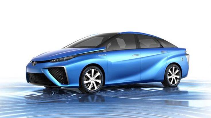 ต้องหวังสูง! Toyota วางเป้าหมายขายรถไฮโดรเจนถึง 10,000 คันต่อปี