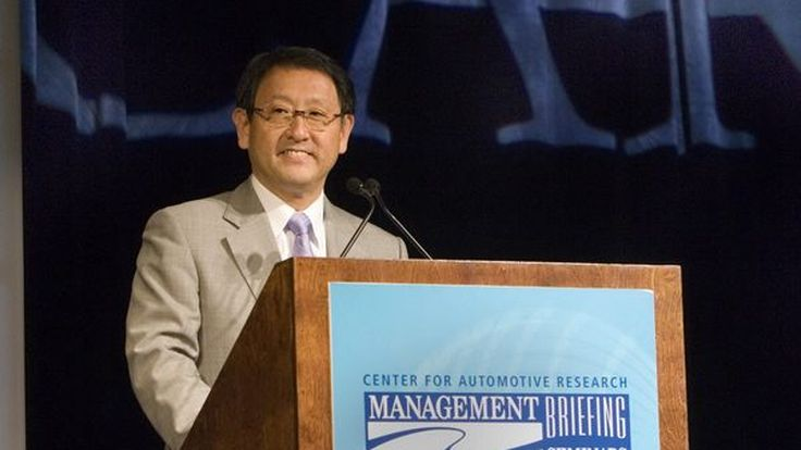 เชื่อหรือไม่ ประธาน Toyota ติดหนึ่งในประธานบริษัทรถยนต์ที่มีรายได้ต่ำที่สุด