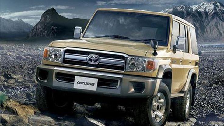 Toyota เอาใจสาวกจอมลุย เตรียมส่ง Land Cruiser 70 ฉลองครบรอบ 30 ปี