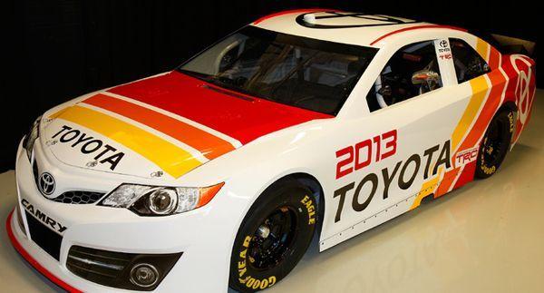 Toyota เล็งเติมความร้อนแรงให้ Camry เจนเนอเรชั่นใหม่