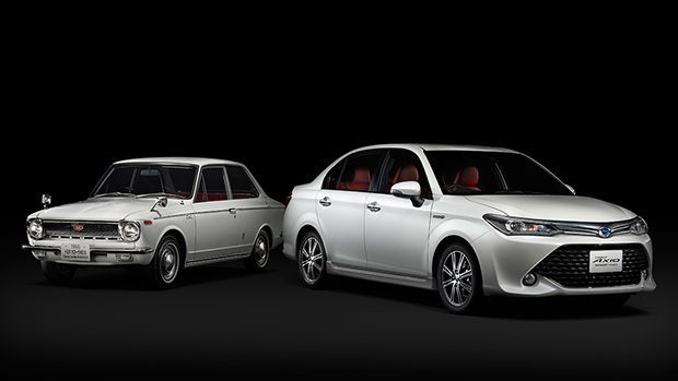 Toyota ฉลอง 5 ทศวรรษ Corolla ด้วยเวอร์ชั่น Axio 50 Limited