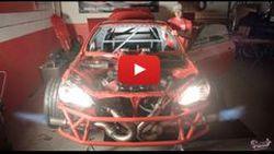ดุขนาดนี้กัดไหมเนี่ย ฟังเสียงคำราม Toyota 86 วางขุมพลัง Ferrari 458