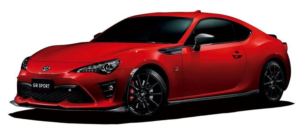 Toyota เปิดรุ่นแต่งพิเศษ 86 GR Sport และพาร์ทแต่ง GR ที่ประเทศญี่ปุ่นแล้ว