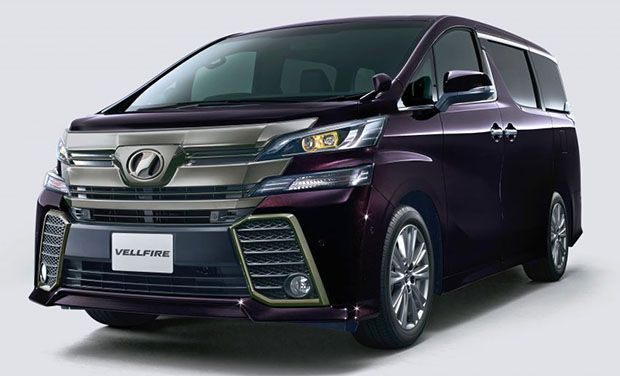 Toyota เปิดตัว Alphard Type Black และ Vellfire Golden Eyes แต่งสวยหรูในญี่ปุ่น