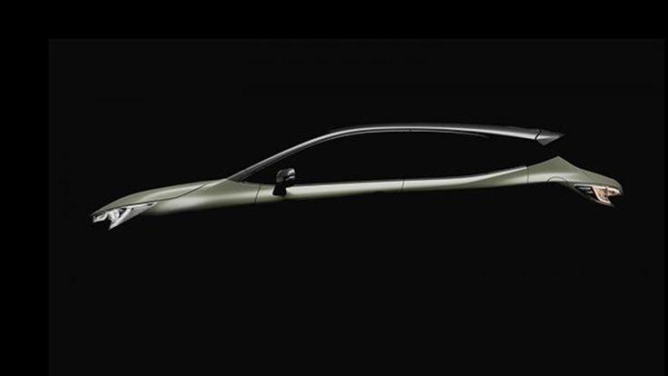 Toyota จะเปิดตัว Auris หรือ Corolla รุ่นแฮทช์แบ็กใหม่ที่งานเจนีวา มอเตอร์โชว์