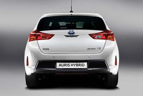 Toyota ขนทัพรถโชว์ปารีสเพียบ ทั้ง Auris, Verso, Yaris Trend และ GT86 TRD