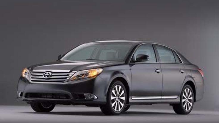 Toyota Avalon ปี 2011 ซีดานหรู แต่งหน้าใหม่เอาใจวัยดึก เผยโฉมที่ Chicago Auto Show