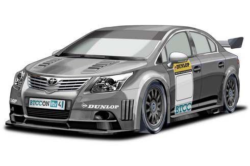 Toyota Avensis NGTC เนียนเข้าร่วม BTCC ไม่เป็นทางการ ภายใต้ทีม GPR Motorsport