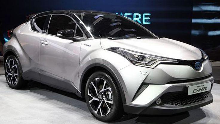 เปิดสเปก Toyota C-HR 2.0L CVT พลัง 150 แรงม้า