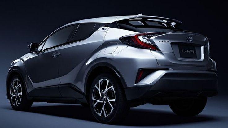 ยอดจองกระฉูด Toyota C-HR กวาดตัวเลข 48,000 คันในญี่ปุ่น