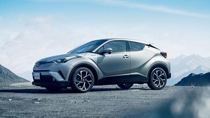 Toyota C-HR เปิดให้จองในญี่ปุ่นแล้ว เริ่มต้น 7.6 แสนบาท