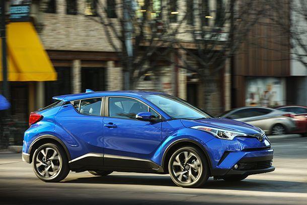 Toyota C-HR ทำยอดขายพลาดเป้าในสหรัฐอเมริกา
