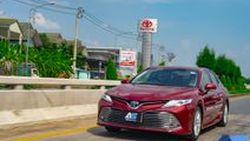 [Test Drive] all-new Toyota Camry  ความสมบูรณ์แบบ พร้อมเทคโนโลยี