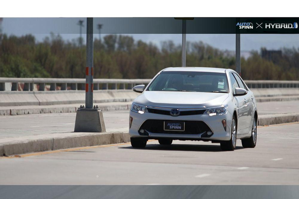 ทดสอบความประหยัด Toyota Camry Hybrid ทั้งในเมืองและทางไกล ประหยัดแค่ไหนมาดูกัน