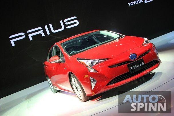 [TMS2015] โตโยต้างัดทีเด็ดปล่อยรถต้นแบบสามรุ่นครั้งแรกในโลกที่โตเกียว มอเตอร์โชว์ 2015