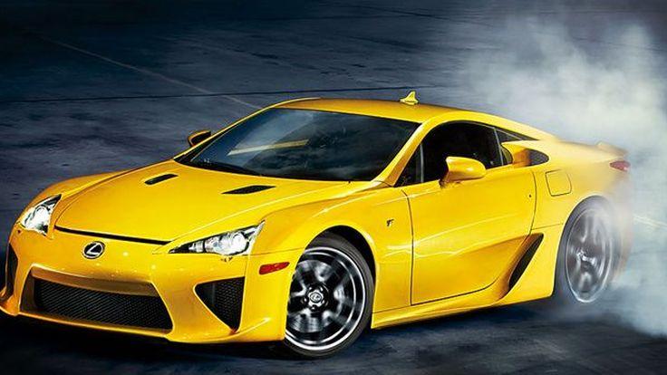 Toyota ยืนยันวิศวกรกำลังซุ่มพัฒนา Lexus LFA เจนเนอเรชั่นที่สอง
