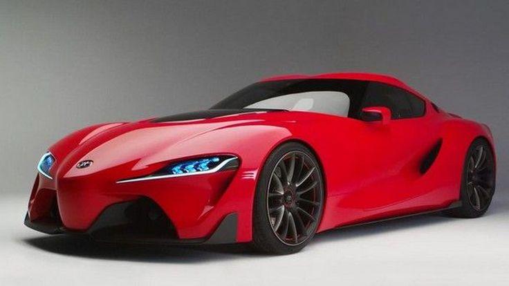 เป็นไปได้สูง !! Toyota Supra รุ่นใหม่จะมาพร้อมเครื่องยนต์ไฮบริดเทอร์โบ