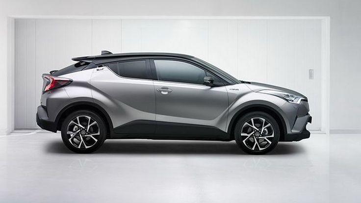 Toyota พิจารณาแผนการผลิต C-HR เวอร์ชั่นสมรรถนะสูง แข่ง Nissan Juke Nismo