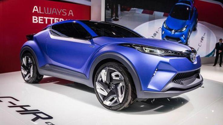 Toyota เตรียมผลิตรถเอสยูวีรุ่นใหม่ หวังแย่งชิงส่วนแบ่งตลาดมากขึ้น