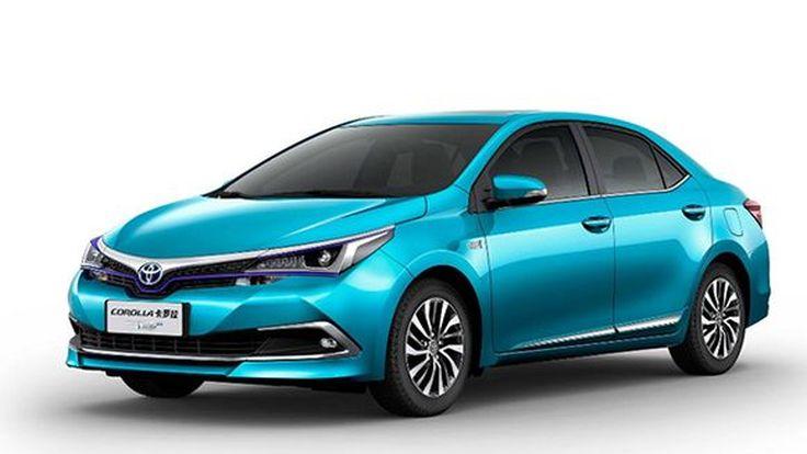 Toyota เปิดตัว Corolla ปลั๊กอินไฮบริด พร้อมยืนยันแผนทำตลาด C-HR พลังไฟฟ้า