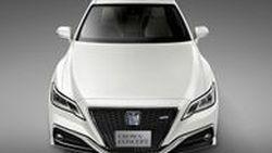 เผยโฉม Toyota Crown Concept รถซีดานพรีเมียมรุ่นใหญ่เวอร์ชั่นต้นแบบ