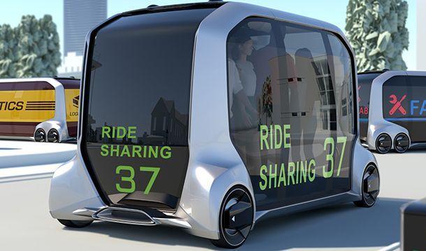 "Toyota แสดงวิสัยทัศน์การเดินทางแห่งอนาคตผ่านรถต้นแบบ ""e-Palette"""