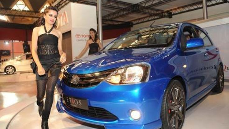 Toyota เริ่มขาย Etios Liva รถเล็กเครื่องยนต์ 1.2 ลิตร ปลายเดือนมิถุนายนนี้ที่อินเดีย