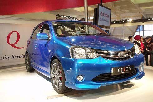 Toyota เตรียมส่ง Etios Liva สกัด Honda BRIO และ Nissan March ที่เมืองไทยปีหน้า?!