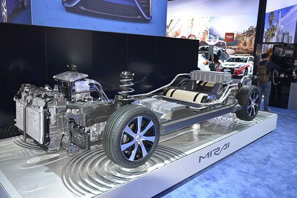 """ผู้บริหาร Toyota ชี้ """"อีลอน มัสก์"""" อ่านขาดระบบไฮโดรเจนไม่ใช่คำตอบที่ดีที่สุด"""