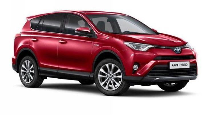 Toyota เพิ่มขุมพลัง Hybrid สำหรับ RAV4 ในประเทศอังกฤษ เคาะราคา 3.7 หมื่นเหรียญ หรือราวๆ 1.2 ล้านบาท