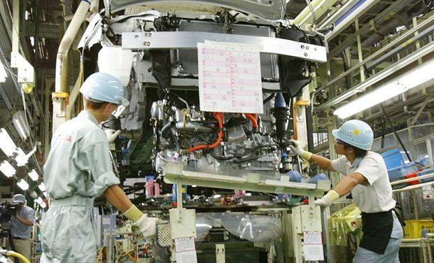 Toyota ชะลอการผลิตหลังโรงงานซัพพลายเออร์เบรกระเบิด