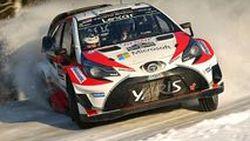 Toyota คว้าชัยชนะแรลลี่โลกได้ครั้งแรกในรอบ 18 ปี