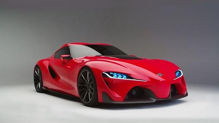 คอนเฟิร์ม! Toyota FT-1 จะถูกพัฒนาเป็น Supra เจนเนอเรชั่นใหม่