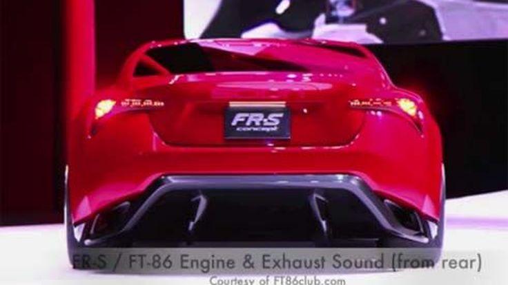 ฟังเสียงคำราม Toyota FT-86 II Concept สปอร์ตคูเป้ราคาสบายๆที่ 2.5 ล้านเยน