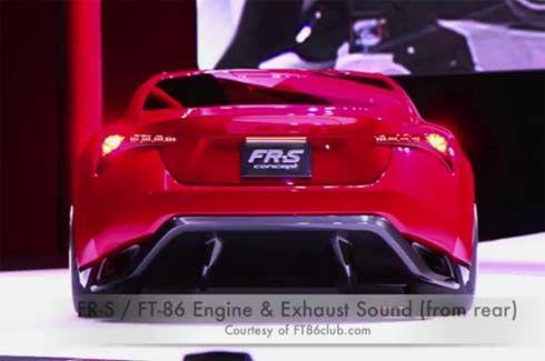 Toyota เปิดภาพพร้อมคลิป เบื้องหลังการถ่ายทำสปอร์ตคูเป้ FT-86 II Concept