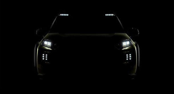"Toyota ส่งทีเซอร์ FT-AC ""Adventure"" Concept รถต้นแบบรุ่นล่าสุด"