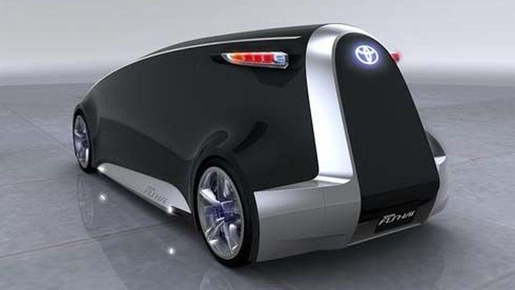 Toyota เตรียมอวด Fun Vii Concept