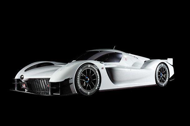 Toyota Gazoo Racing เผยโฉมรถต้นแบบหน้าตาโหด GR Super Sport