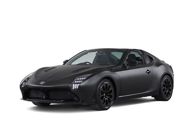 Toyota เผยโฉม GR HV Sports Concept รถสปอร์ตไฮบริดหลังคาทาร์กา