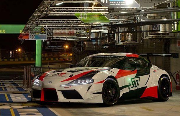 ลองขับได้เลย! Toyota GR Supra Racing พร้อมใช้งานใน Gran Turismo Sport