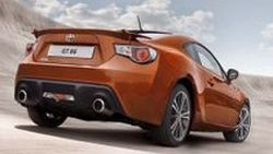 เผยโฉม Toyota FT-86 รุ่น production ใช้ชื่อ GT 86 ในยุโรปและ 86 ในแดนซากุระ