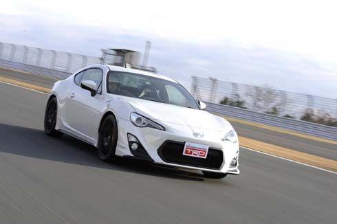 Toyota ส่ง 86 TRD แต่งบอดี้รอบคัน ลงอวดโฉมในงาน 2012 Tokyo Auto Salon