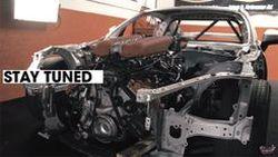 จะเป็นอย่างไรเมื่อขุมพลังวี8 ของ Ferrari มาวางใน Toyota GT86