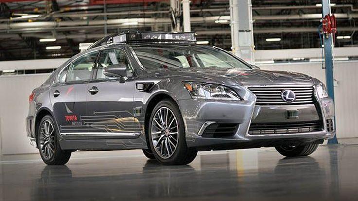 Toyota ระงับการทดสอบรถขับขี่อัตโนมัติ หลังอุบัติเหตุรถ Uber ชนคนเสียชีวิต